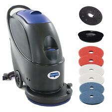 Diamond Products Crown G17 Corded Automatic Floor Scrubber Package