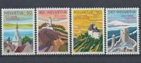 Schweiz, MiNr. 1354-1357, postfrisch / MNH - 606373