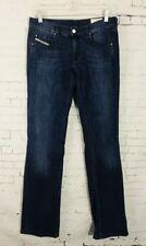 Diesel Doozy Bootcut Jeans 29 x 32 Dark Wash 008RR Stretch Denim Blue Jeans