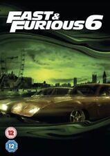 Fast & Furious 6 DVD (2013) Dwayne Johnson NEW GENUINE GIFT XMAS CARS SPEED SEX