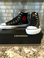 Converse Skateboard CTAS PRO HI Black/Days Ahead/White 159378C Men's Size 7.5