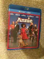 Annie (Blu-ray, 1-disc-set, 2015)