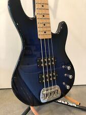 G&L Tribute L-2000 Electric Bass Guitar Blue Burst W/ Gator Hard Case