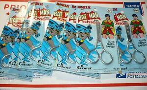 Batman and Robin Kiddy Scissors-1973-Chemtoy #315 b2