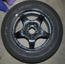 Mercedes CL600 Spare wheel and brand new Goodyear tyre year 2000 W reg