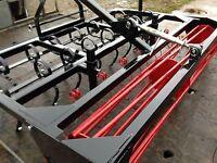 Tractor Mounted Master Mixer  Leveller/ Manege / Arena / Menage Grader.