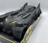 """Spin Master 16"""" Batman Batmobile Fits Most 12"""" Figures , DC Comics"""