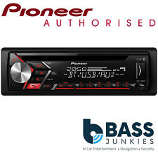 Pioneer DEH-S3000BT Bluetooth USB CD MP3 AUX IN AUTO STEREO LETTORE IPHONE ANDROID