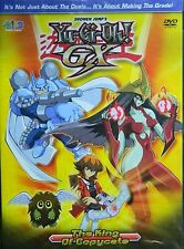 Yu-Gi-Oh GX The KING of the COPYCATS 7 Episodes A Spirit Summoned The Duel Giant