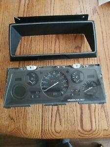 1983-1984-1985-1986 Nissan Datsun 720 Truck Instrument Gauge Cluster W/Tach  OEM