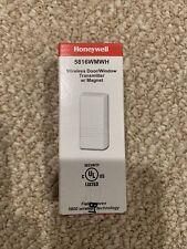 Honeywell 5816WMWH Wireless Door/Window Contact NEW SHELF WEAR ON BOX FREE S&H