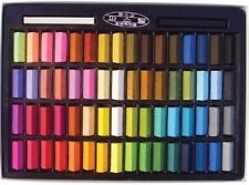 Mungyo Pastel Soft Drawing Art Set 64 Colors Set Square Chalk Made in Korea
