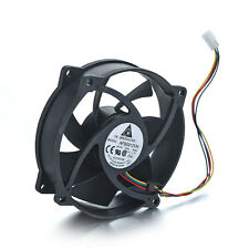 Round DC 12V 92*92*25mm 4Pin DC Brushless for PC CPU Computer Case Cooling Fan