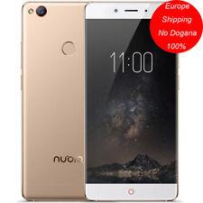 ZTE Nubia Z11 4/64G SnapDragon 820 Kryo Quad Core 4G LTE Marshmallows Lily Oro