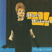 MARI WILSON Cry Me a River CD 1991 French Import OOP RARE! Cool Pop Jazz Vocal
