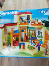 Playmobil City Life Kindergarten mit Krabellgruppe gebraucht