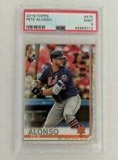 2019 Topps Series 2 Pete Alonso #475 Rookie RC PSA 9