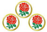 Anglais Rose Balle de Golf Marqueur