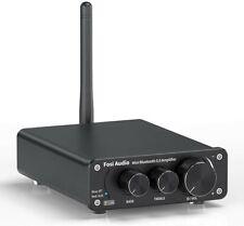 Fosi Audio BT10A bluetooth 5.0 2 ch 2 x 50w digital amplifier ( new model)
