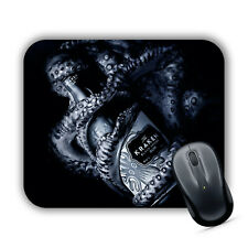 KRAKEN Spiced Rum Mouse Mat Pad Laptop PC Mac Gaming High Quality Printed Gift
