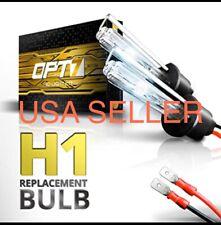 H1 3000K Yellow 35W HID Replacement Bulbs 4 Xenon Conversion Kit Opt7 3k 2x Bulb