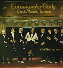 """LP 12"""" 30cms: Commander Cody: tales from the ozone. WB. B7"""