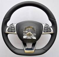 Mercedes AMG Steering wheel A B C E CLA CLS Class W176 W246 W204 W205 C218 W212