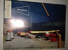 The AOPA Pilot Airplane Magazine Bellah & Kansas Flyer August 1964 120716rh2