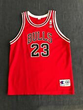VTG Champion Jordan Jersey Chicago Bulls #23 NBA  90s Size: Youth XL 18-20