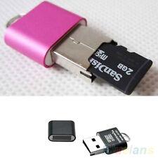 Tragbarer Mini USB 2.0 Micro SD T-Flash Memory Flash Drive Adapter Kartenleser