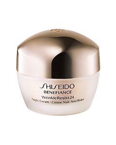 Shiseido Benefiance WrinkleResist24 Night Cream, 50 ML 1.7 oz.