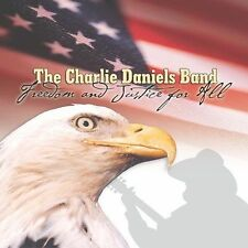 Freedom and Justice for All by Charlie Daniels (CD, Jul-2003, Audium Entertainm…