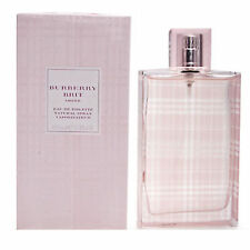 Burberry Brit Sheer by Burberry for Women   Eau De Toilette 3.4 OZ 100 ML Spray