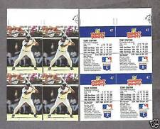 1993 Humpty Dumpty Padres' Tony Gwynn Proof Uncut (4)