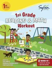 1st Grade Reading & Math Workout: Activities, Exercises, and Tips to Help Catch