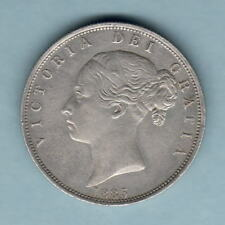 New listing Great Britain. 1885 Halfcrown. gVf