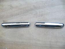 BMW MINI ONE / Cooper R50 Front Bumper Lower Chrome Moulding Molding Trim A pair