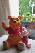 🏁 Grande Tirelire Winnie & Porcinet Disney Hauteur 16 Cm