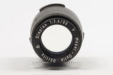 Meyer Optik Görlitz Diaplan 3,5  / 80 mm  Projektion lens no camera mount
