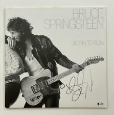 BRUCE SPRINGSTEEN SIGNED AUTOGRAPH ALBUM VINYL RECORD - BORN TO RUN RARE!! BA