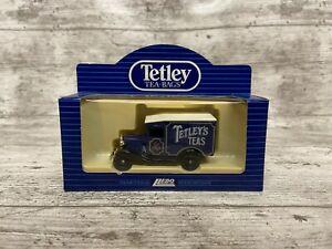 Lledo Days Gone 1920 Ford Model T Van Tetley Tea Promotional Model
