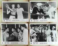 4 Aushangfotos Sailor Beware- JERRY LEWIS / DEAN MARTIN -  s/w -  USA
