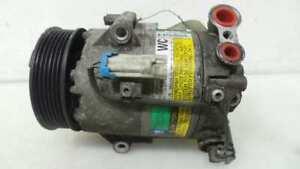 24466996 Compresor aire acondicionado OPEL ASTRA H BERLINA ENJOY Año 1261979