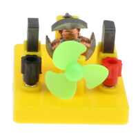 Miniatur Motormodell Bausatz Experimentes Spielzeug Physik