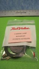 Carbide Lamp, Repair Kit Including Tip, Original Parts, Free Shipping