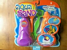 Aqua Sand Magic Sand That Never Gets Wet Purple & Orange
