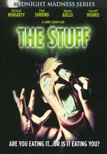 THE STUFF NEW DVD