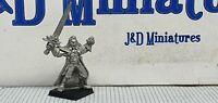 GW Citadel Warhammer Fantasy Battle Undead Vampire Count Vlad Von Carstein 1994
