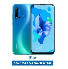 New Unlocked Huawei Nova 5i Octa Core  Android smartphone Dual SIM blue open box