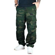 Carhartt Regular Cargo Pant camo Herren Seitentaschen Hose combat grün braun